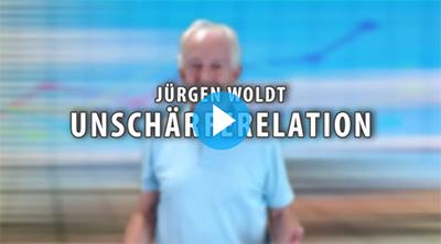 Videobild - Unschaerferelation
